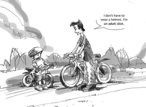 Helmet Bike Kids od Dougsamu