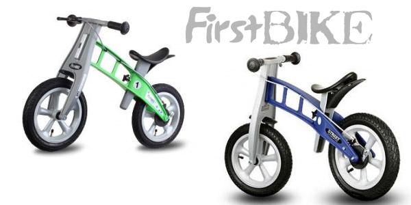 First Bike Street