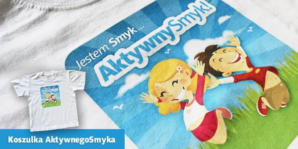 Koszulka AktywnegoSmyka