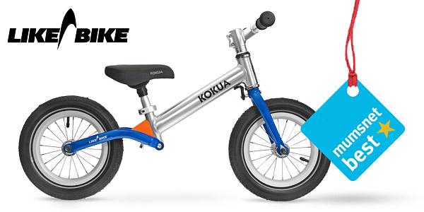 Mumsnet best - First bikes - Likeabike - Jumper