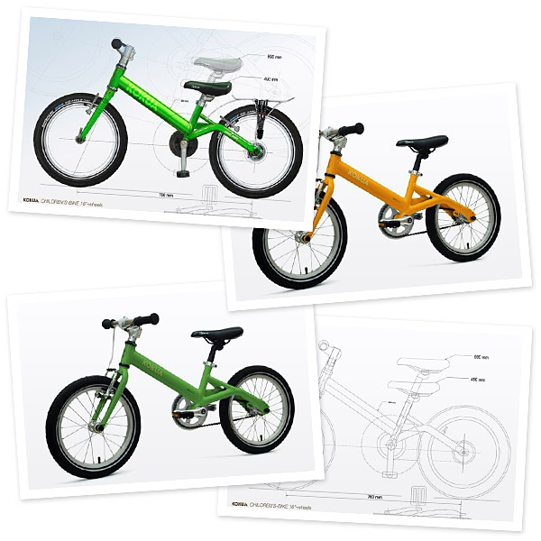 LIKEtoBIKE | źródło: FaceBook http://www.facebook.com/pages/LIKEaBIKE-UK-Balance-Bikes