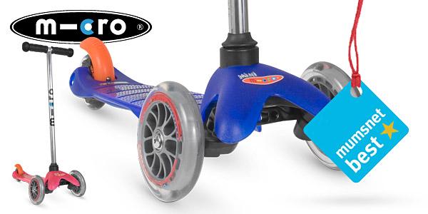 Mumsnet > Product reviews > Mumsnet best - Scooters - Mini Micro T-Bar