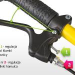Regulacja hamulca w rowerkach biegowych i nie tylko