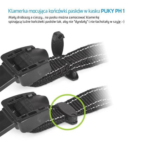 Zobacz kaski dziecięce Puky PH 1 w sklepie AktywnySmyk.pl