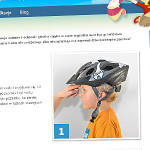 Regulacja kasku