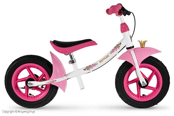 Rowerek biegowy Kettler Sprint Air Księżniczka