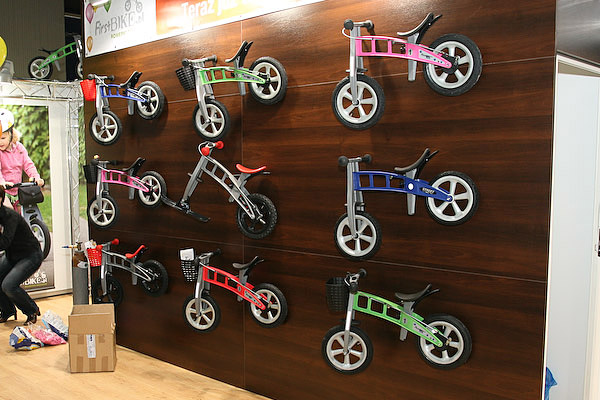 rowerki biegowe FirstBIKE