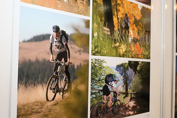 Zdjęcia magazynu rowerowego bikeBoard