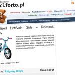 Dzieci – dla nich wszystko :-) i rowerek biegowy Specialized HotWalk