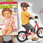 Laufrad Puky LR XL czyli zabawki na podwórko – miesięcznik Dziecko nr 5 (maj 2010)