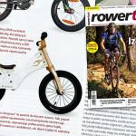 """""""Dwa, trzy lub cztery kółka"""" w magazynie RowerTour"""