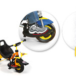 Nowość – rowerek trójkołowy Puky CAT 1SL
