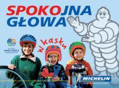 """Kampania Społeczna: SPOKOJNA GŁOWA W KASKU""""."""