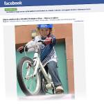 Jackson Goldstone – przesiadka na rower LIKETOBIKE
