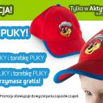 Promocja – czapka Puky GRATIS do zestawu produktów PUKY