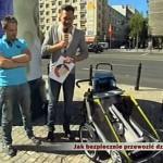 Jak bezpiecznie przewozić dziecko rowerem? (Zabierz dziecko na rower!) – DDTVN