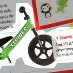 Bawmy się! | Dziecko nr 6 – Rowerek biegowy Strider
