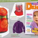Plecak dla dziecka Deuter oraz chusta Buff | Wyprawka przedszkolaka –  Dziecko nr 9 (wrzesień 2011)