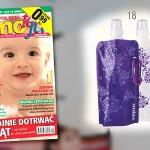 Butelka VAPUR | Prezent dla dorosłych – miesięcznik Mamo to ja nr 12 (grudzień 2011)