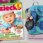 Plecak Deuter Schmusebar | Plecak na miarę człowieka – miesięcznik Dziecko nr 10 (październik 2011)