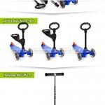 Nowość | Mini Micro Seat – jeździk i hulajnoga Mini Micro w jednym