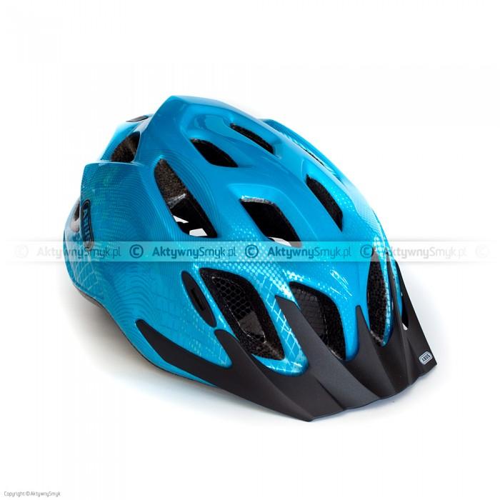 Kask rowerowy Abus Mount X niebieski