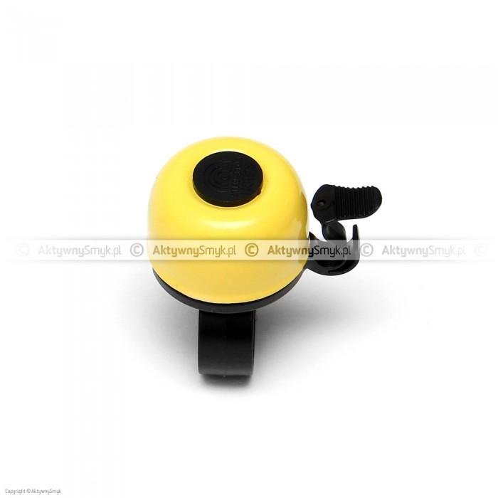 Dzwonek Mini żółty