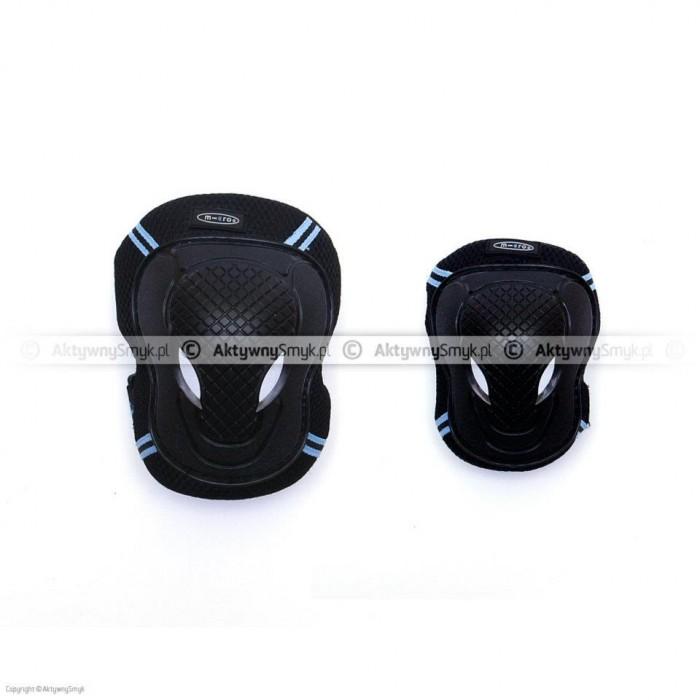 Ochraniacze Micro dla dziecka czarne