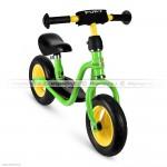 Adaś na rowerku biegowym Puky LR M