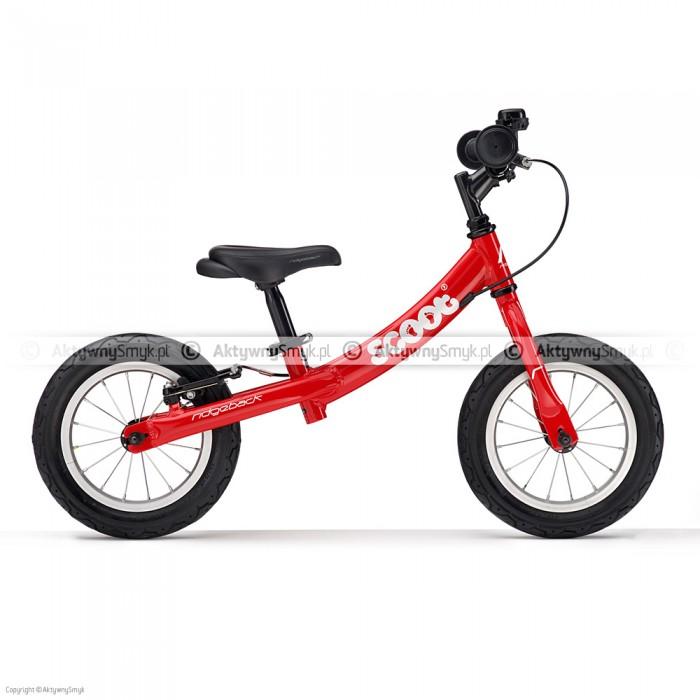 Rowerek biegowy Ridgeback Scoot czerwony