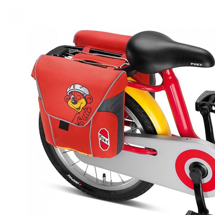 Sakwy rowerowe Puky DT3 czerwone