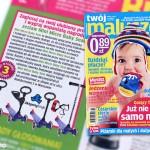 Magazyn Twoj Maluszek – do wygrania hulajnoga Mini Micro Baby Seat od AktywnegoSmyka