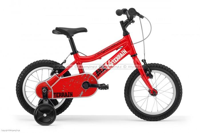 Rower Ridgeback MX14 czerwony