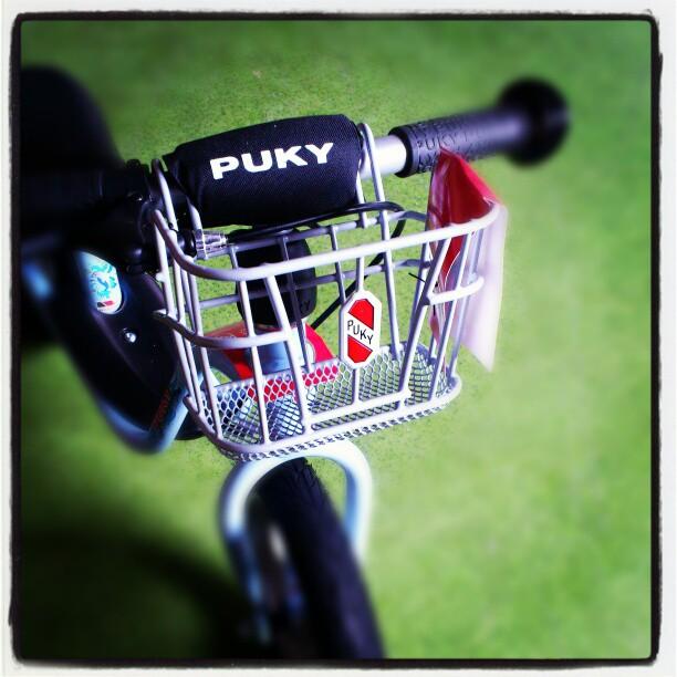 Koszyk do rowerka biegowego Puky LR M, LR 1L i LR XL