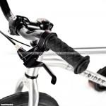Early Rider Belter - kierownica, klamka hamulca