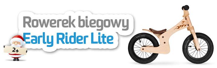 Rowerki biegowe Early Rider Lite