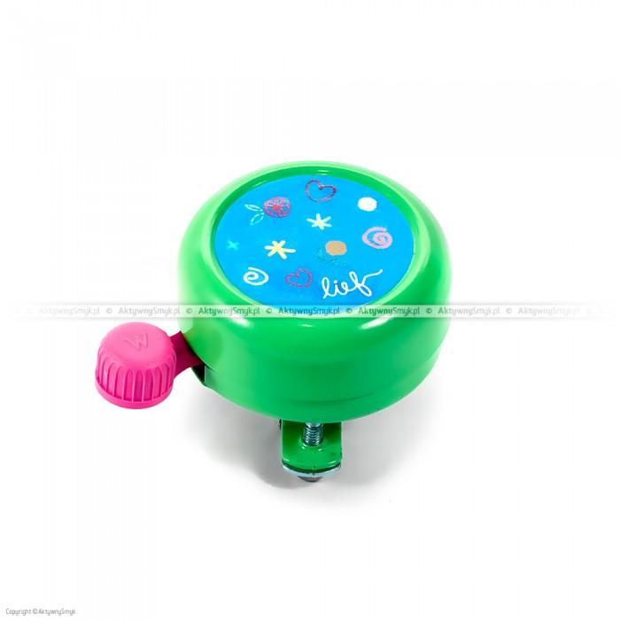 Dzwonek Lief! zielony