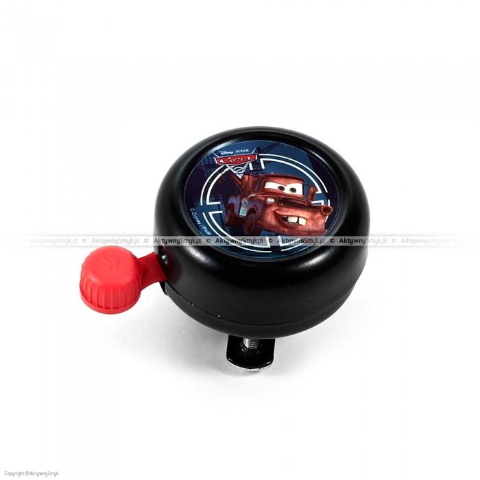 Dzwonek Cars 2 czarny