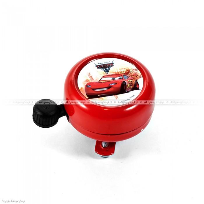 Dzwonek Cars 2 czerwony