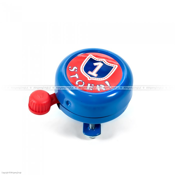Dzwonek Lief! niebieski