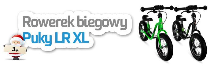 Rowerki biegowe Puky LR XL