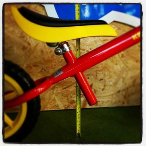Rowerek biegowy Kettler Speedy 10