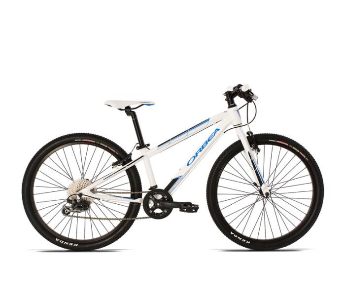 Rower Orbea MX 24 Team White-Blue | AktywnySmyk Warszawa Białobrzeska 5