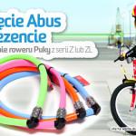 Promocja | Kup rower Puky a otrzymasz zapięcie Abus w prezencie