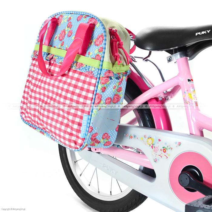 Torba rowerowa Basil Jasmin Rosa