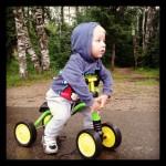 Jeździki Puky Wutsch – dwa fajne zdjęcia