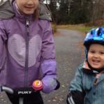AktywnySmyk lubi… film z dziećmi na hulajnodze i rowerku biegowym
