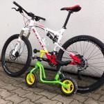 AktywnySmyk lubi… porównanie rowerek biegowy Puky LR M i rower AktywnegoTaty
