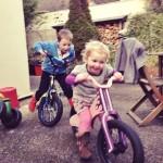AktywnySmyk lubi… zdjęcie a na nim rowerek biegowy Early Rider Classic