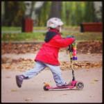 Instagram AktywnegoSmyka… Hulajnoga Mini Micro